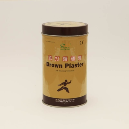 Brown Plaster Dose